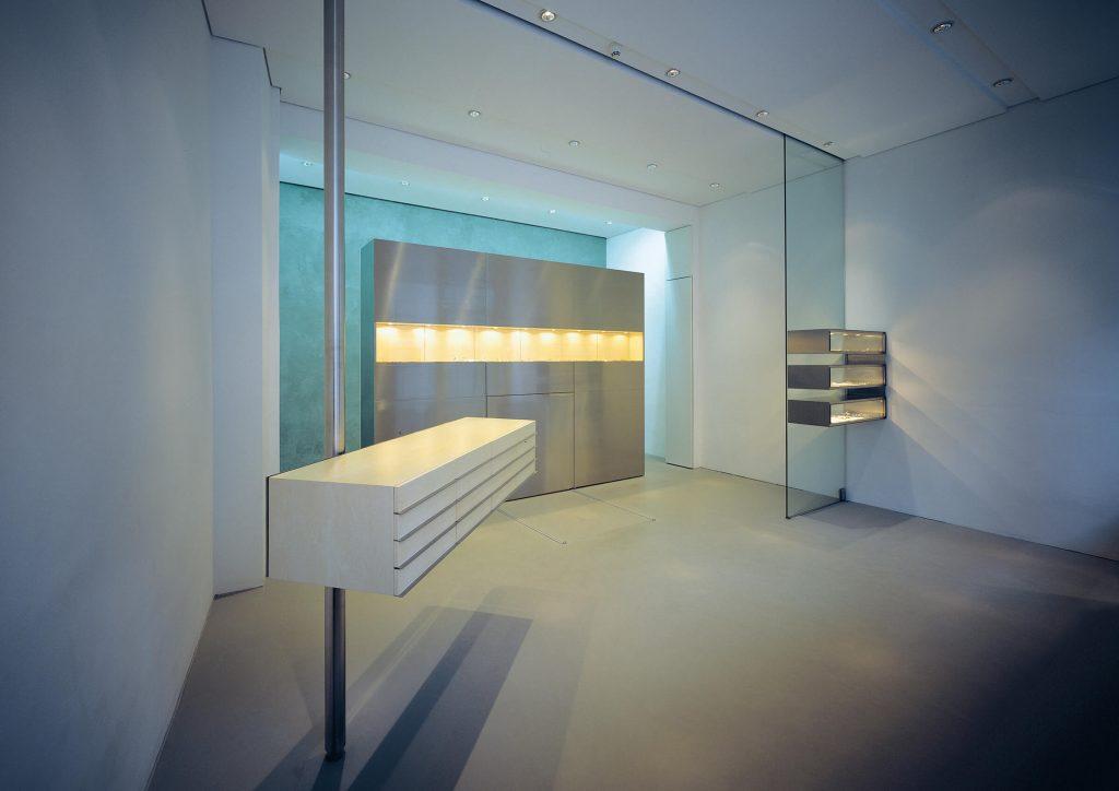 Galerie Isabella Hund Innenaufnahme