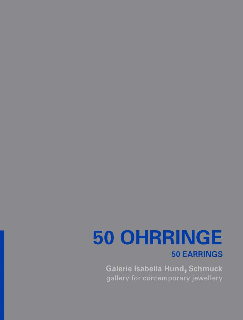 50 Ohrringe 50 Earrings Isabella Hund