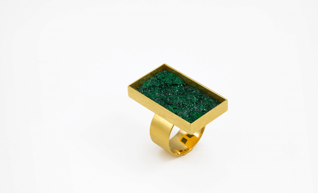 Michael Becker, Ring, Isabella Hund Gallery