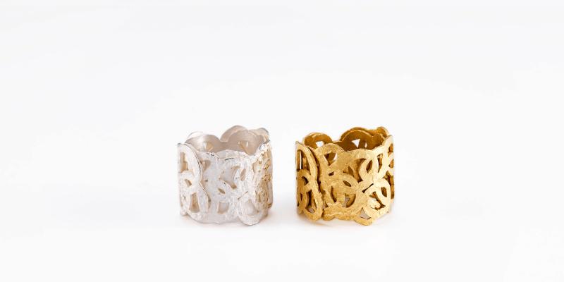 Nik Sardanow, Rings, Isabella Hund Gallery