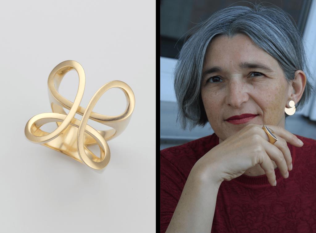 Ring Infinity Angela_Hübel, Gallery Isabella Hund